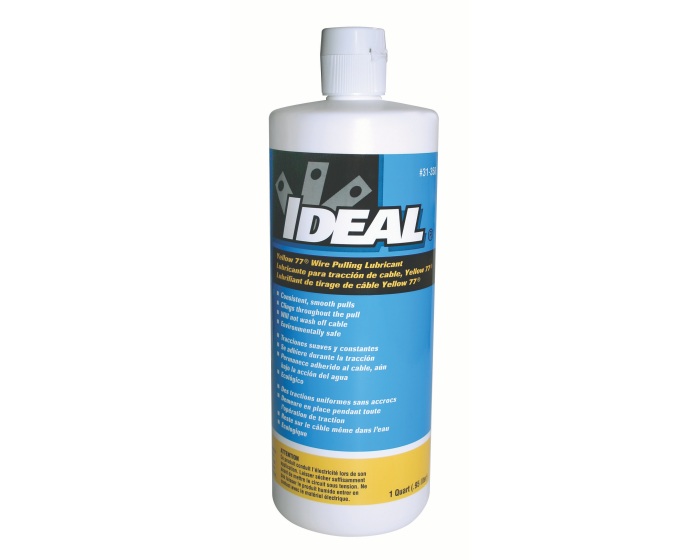 Ideal Industries 31-358 1 Quart Squeeze Bottle Wire Pulling Lubricant