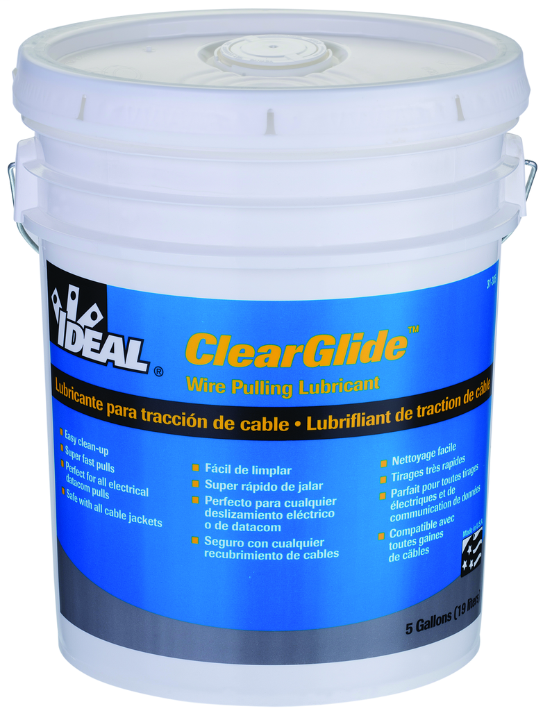 Mayer-Clearglide®, 5-Gallon Bucket-1
