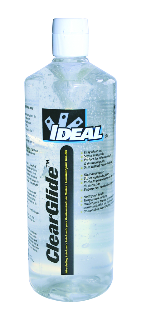 Ideal Industries 31-388 1 Quart Squeeze Bottle Wire Pulling Lubricant