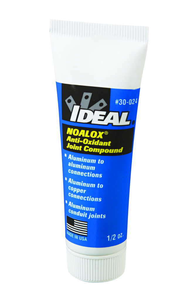 Ideal Industries 30-024 1/2 oz Tube Anti-Oxidant Compound