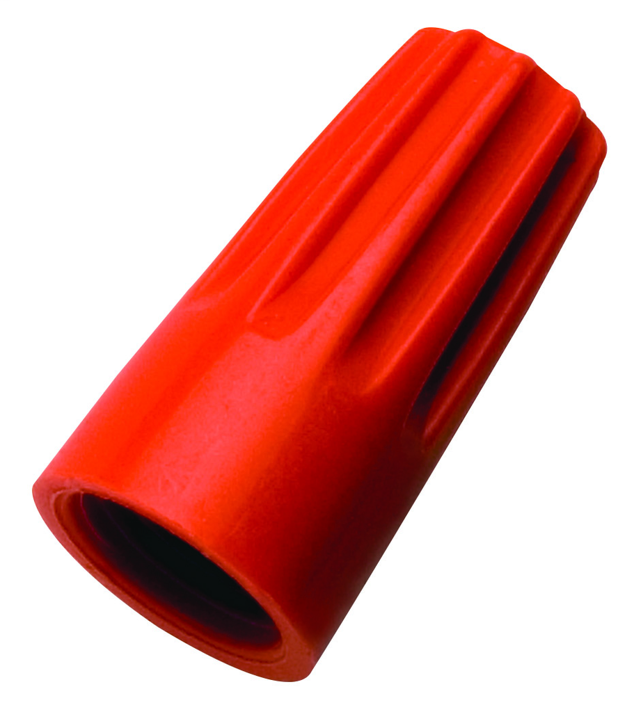Ideal Industries 30-073J 300/Jar Wirenut Orange Wire Connector