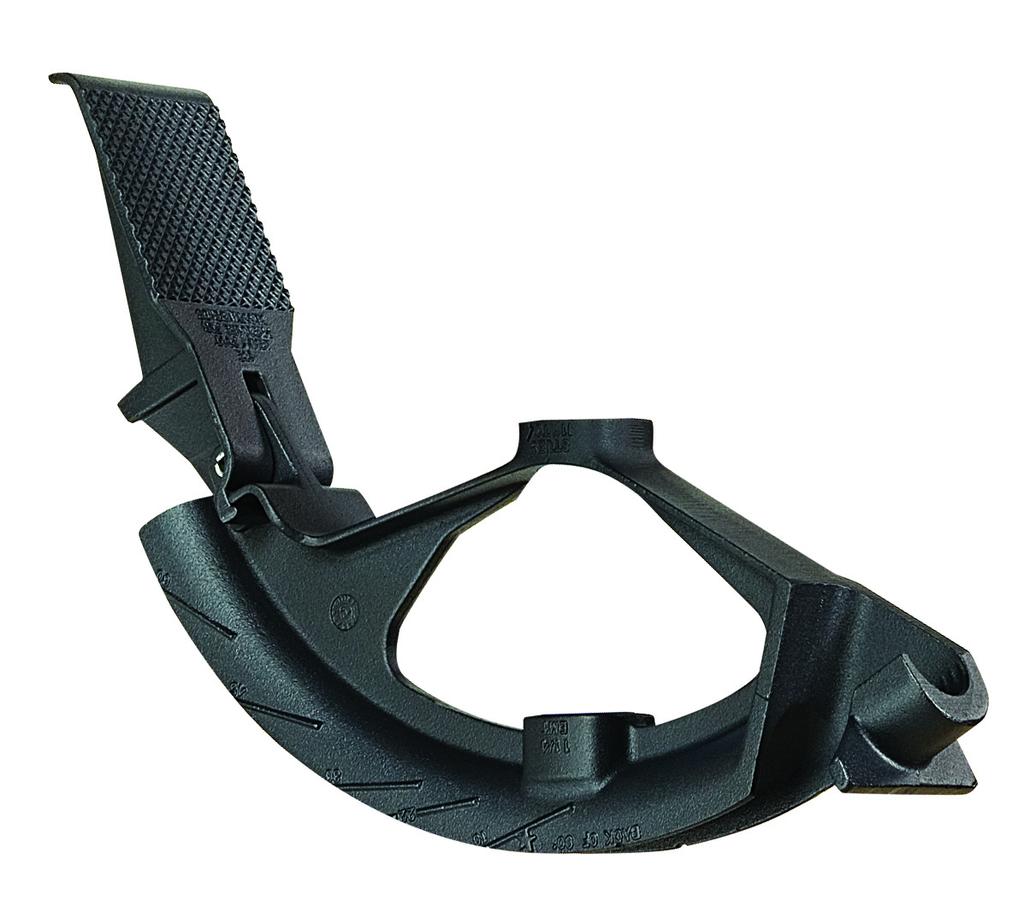 """Ductile Iron Bender Head - 1-1/4"""" EMT, 1"""" Rigid, 1"""" IMC"""