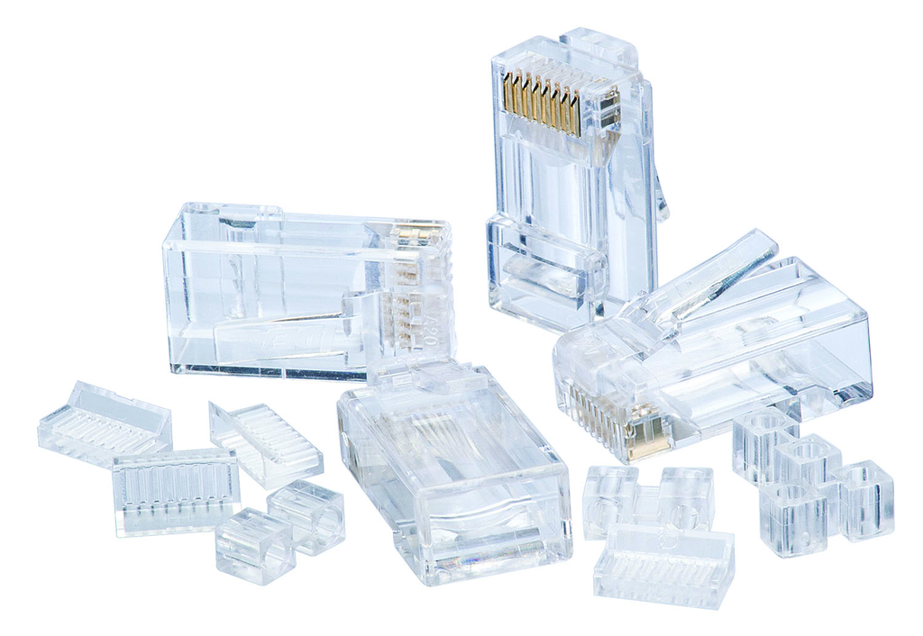 Ideal Industries 85-366 RJ45 Category 6 8-Position/Contact Modular Plug