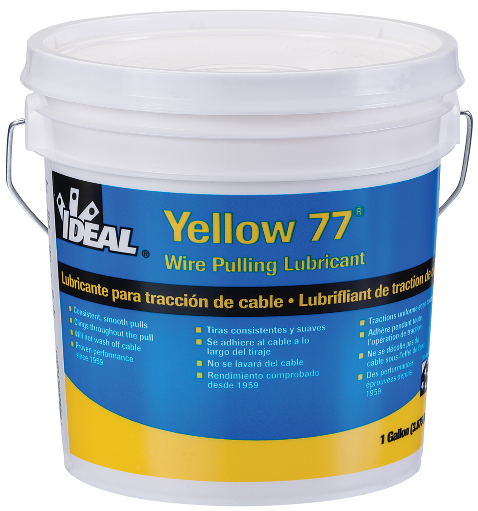 Ideal Industries 31-351 1 Gallon Bucket Wire Pulling Lubricant