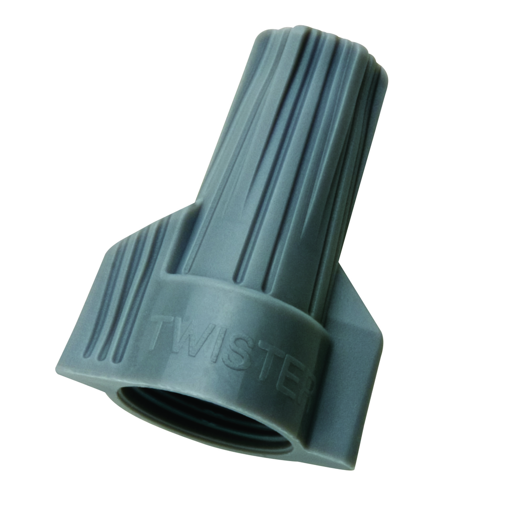 Ideal Industries 30-642 250/Bag Twister Gray Wire Connector