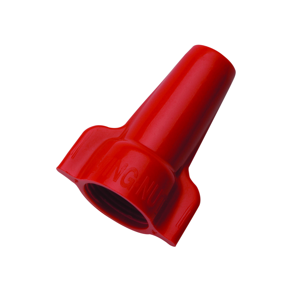 Ideal Industries 30-652 500/Bag Wingnut Red Wire Connector