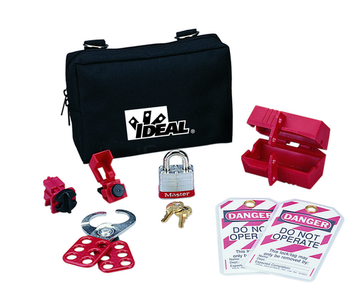 Starter Lockout/Tagout Kit