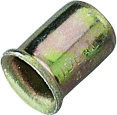 Steel Crimp Connector, Model 410 18-10 AWG, Box of 1,000