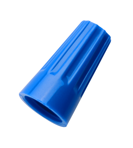 Mayer-Wire-Nut® Wire Connector, Model 72B® Blue, Keg of 10,000-1