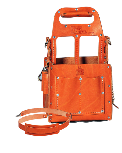 Tuff-Tote™ Tool Carrier, Premium Leather w/Strap