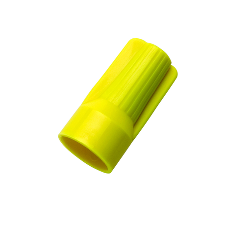 Mayer-B-CAP® Wire Connector, Model B1 Yellow, Bag of 500-1