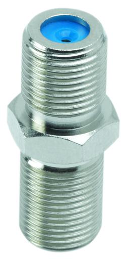 Mayer-3GHz F-Type Female-to-Female Coax Splice Adapter -10 pk-1
