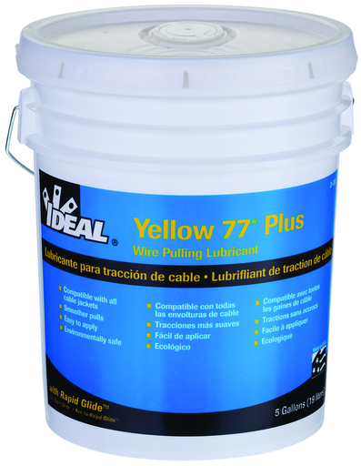 Yellow 77® Plus, 5-Gallon Bucket