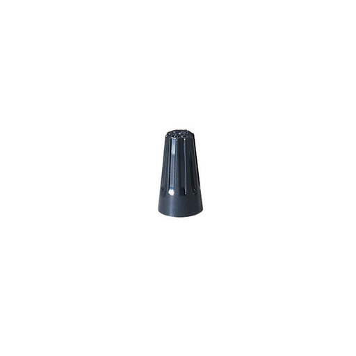 High-Temp Wire-Nut® Wire Connector, Model 72B® Black, Keg of 10,000