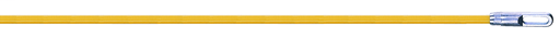 200' S-Class® Fiberglass Fish Tape w/Leader & Tuff-Grip™ Pro Case