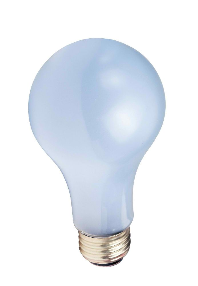 Lamps, Incandescent, Lamp Type: 50/150A/NTL 120V, Base: 3 Contact Medium, Watts: 50/100/150, Life Average Rated: 1200 Hour, Features: Household, Natural Blue