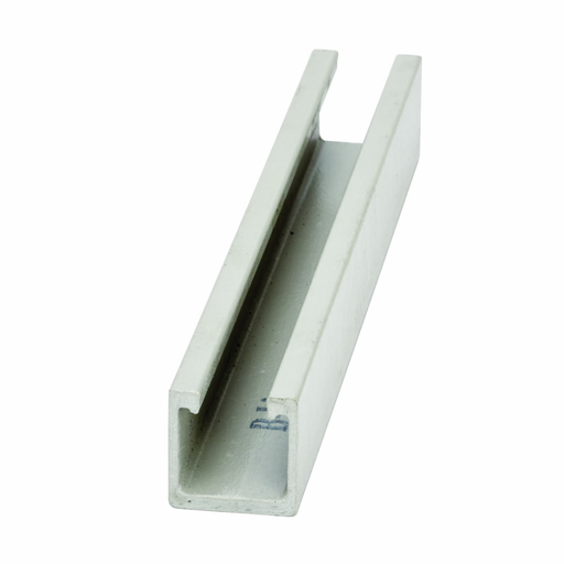1 5/8-IN. X 1 5/8-IN. FIBERGLASS CHANNEL, BACK TO BACK, 120-IN. (10 FT), POLYEST