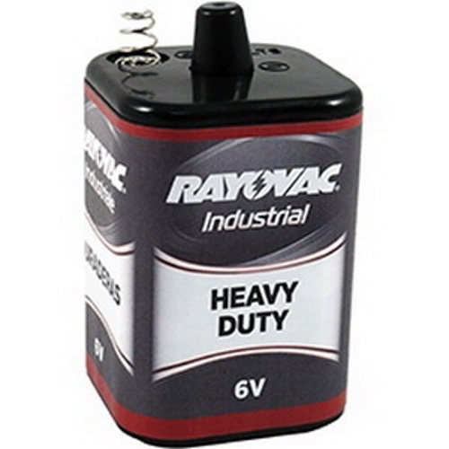 HEAVY-DUTY LANTERN BATTERY,5 YR LIFE HR