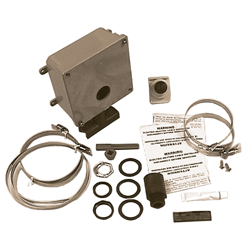 TSR, End-of-circuit light kit, 120 Vac, 12 IN pipe and below
