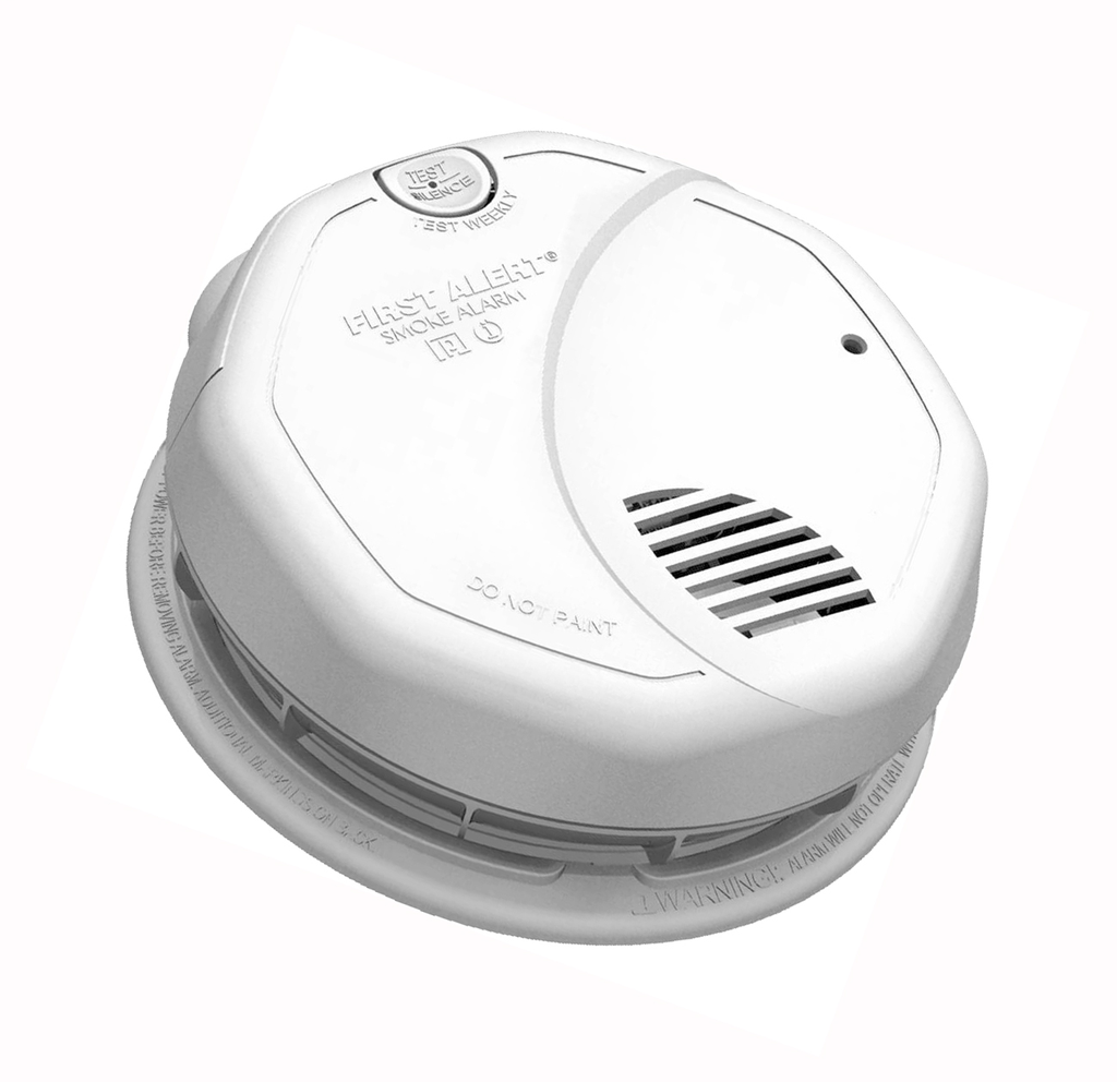 BRK 3120B 120 VAC Interconnectable Silence Smoke Alarms