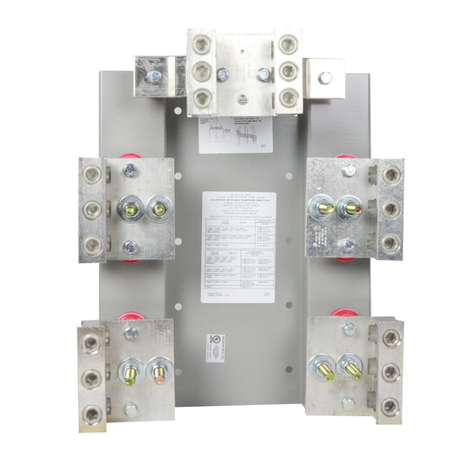 Boxes enclosures fittings general purpose enclosurejunction rack for 401 800 amp single phase 3 wire or 3 phase 3 wire current transformer cabinet sciox Gallery