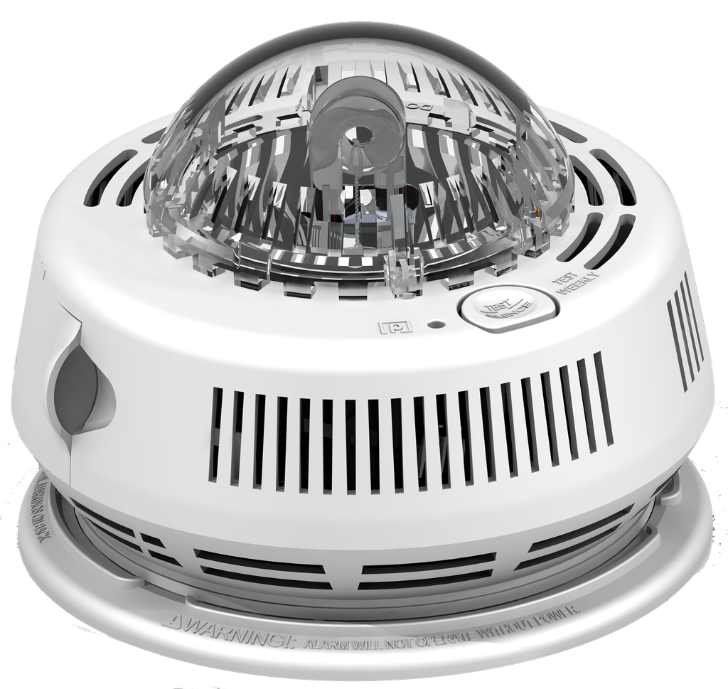 BRK 7010BSL 120 VAC Interconnectable Silence Latching Smoke Alarms