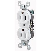 Wiring Devices & Wallplates Straight Blade Plugs 15 Amp | Frost Electric