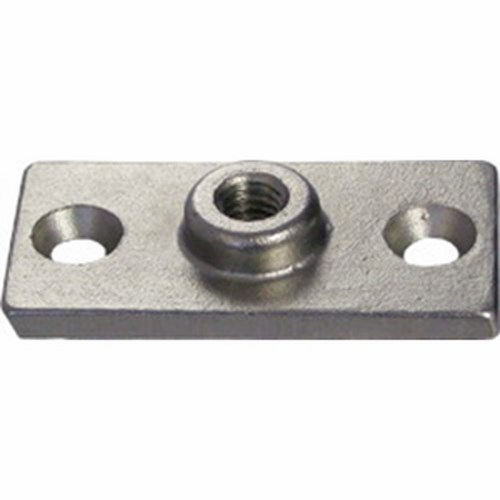 MOUNTING PLATE,316 STAINLESS STL,2,2
