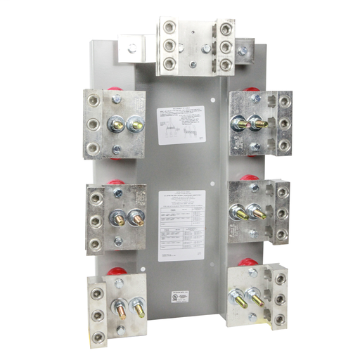 Boxes enclosures fittings general purpose enclosurejunction rack for 401 800 amp 3 phase 4 wire transformer cabinet includes 3 4 awg 600 sciox Gallery