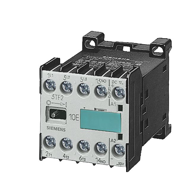 S-A 3TF20100AC2 CONTACTOR S00 10A 2