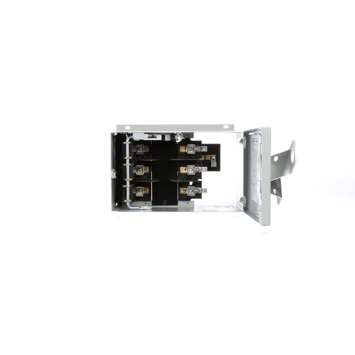 Siemens Low Voltage I-T-E Fusible Vacu-Break switch plug. Floor-operable with teminal protection. For BD Plug-in. Rated 600VAC (60A) 3-Phase 4-wire. HorsepowerStandard (NEC) 15, Max (Time Delay) 30.