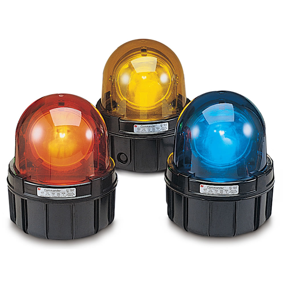 FED-SIG 371-120R ROTATING LIGHT 200