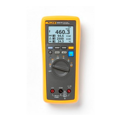 FLUK FLK-3000FC WIRELESS DIGITAL MULTIMETER FC