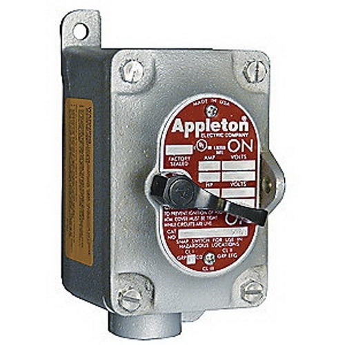 Mayer-APP EDS2129 1-G 3/4 SNAP SWITCH ST-1