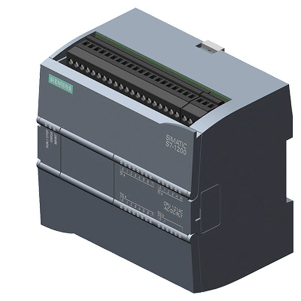 SIEM 6ES72141BG400XB0 CPU 1214C, AC/DC/RELAY, 14DI/10DO/2AI