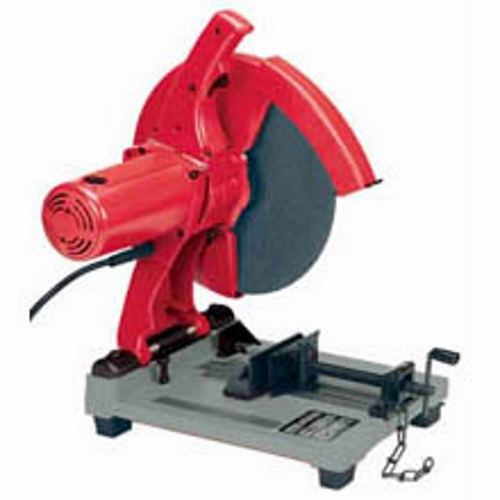 MILWAUKEE 6176-20 3 2HP 15AMP CHOP SAW 5-IN PIPE CAPACITY
