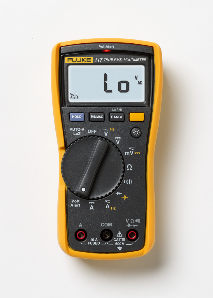 FLUK FLUKE-117 TRUE TRMS MULTIMETER