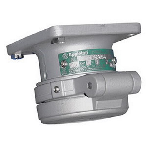 APPLETON ADR3034 3W-4P RECEPTACLE ONLY