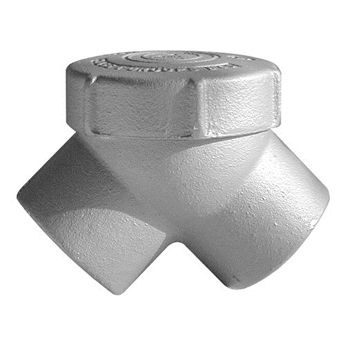 Appleton ELBY-75 Explosion Proof Capped Elbow