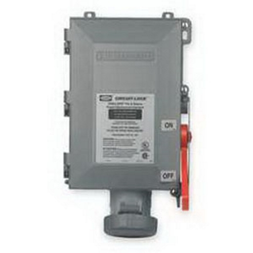 SQ-D RCPT ASSY 60A FUSED