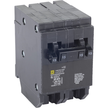 SQD HOMT2020230 30A 120/240V TWIN CIRCUIT BREAKER