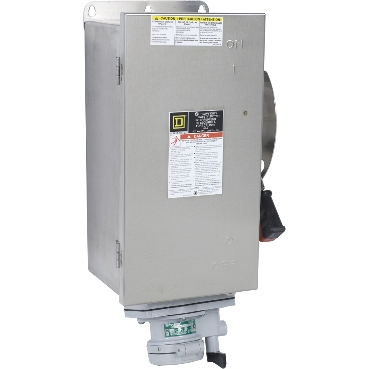 SQD HU362DSWA SW NOT FUSIBLE HD 60A STAINLESS/REC