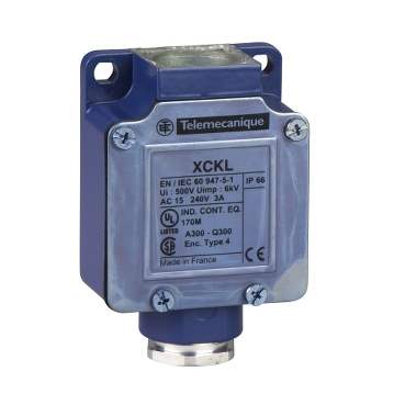 SQD ZCKL5H7 LIMIT SWITCH BODY 300V AC 10A XCK +OPTIONS