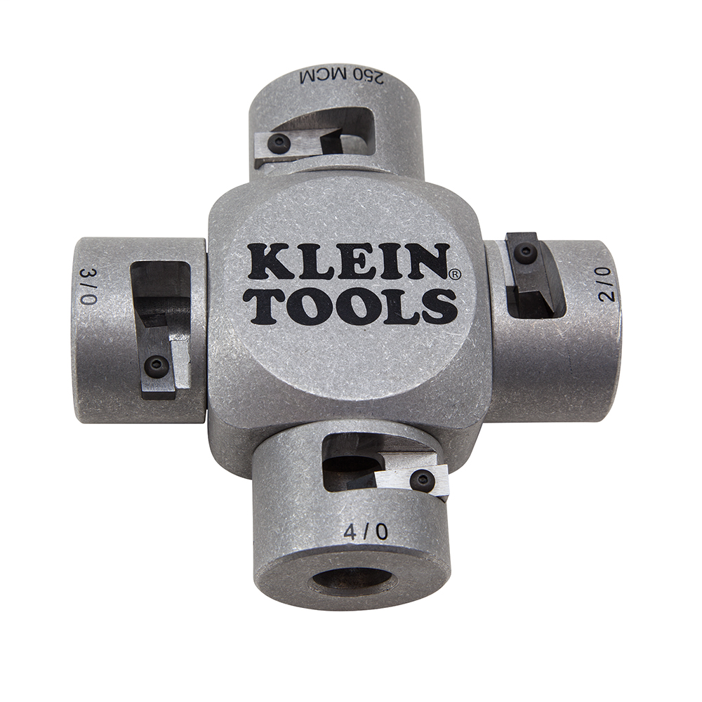 KLEI 21051 LARGE CABLE STRIPPER (2/0-250 MCM)