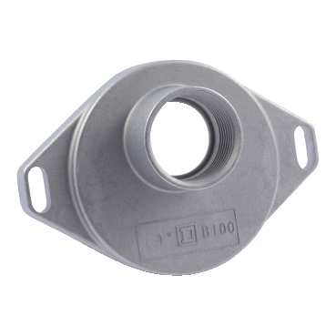 SQD B100 1-IN BOLT-ON HUB