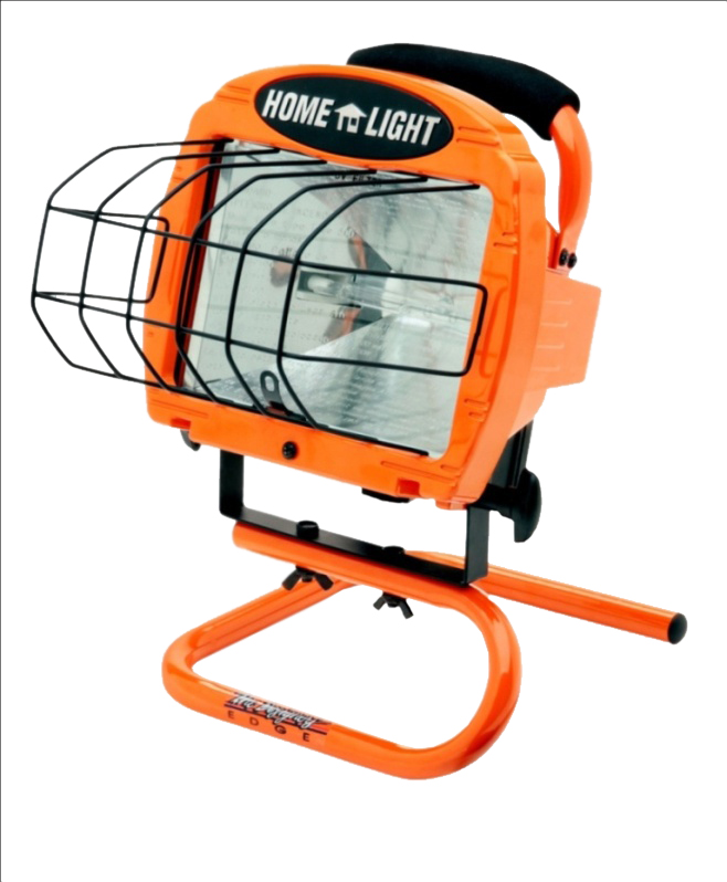 LIGHT, WORK 500W PORTABLE SINGLE HEAD