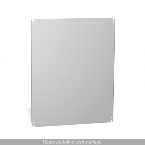 Hammond Mfg,EPG2430,E-PANEL GALV FITS 24 X 30