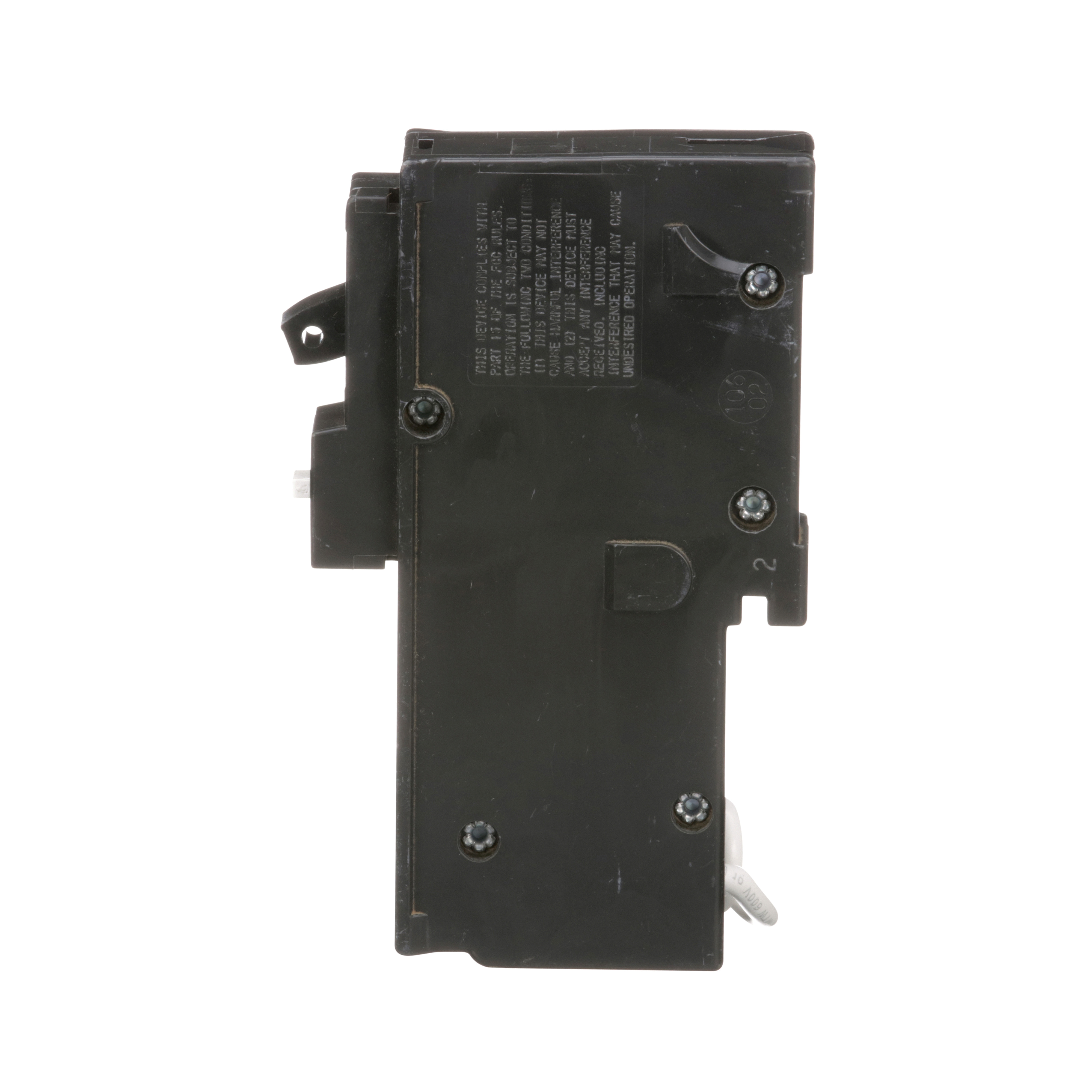 SquareD HOM115CAFI 15A 1P 120v Homeline Arc-Fault Circuit Breaker, Pigtail Neutral