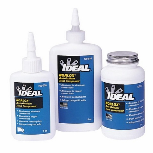 IDEAL,30-030,NOALOX ANTI-OXIDANT 8OZ BOTTLE