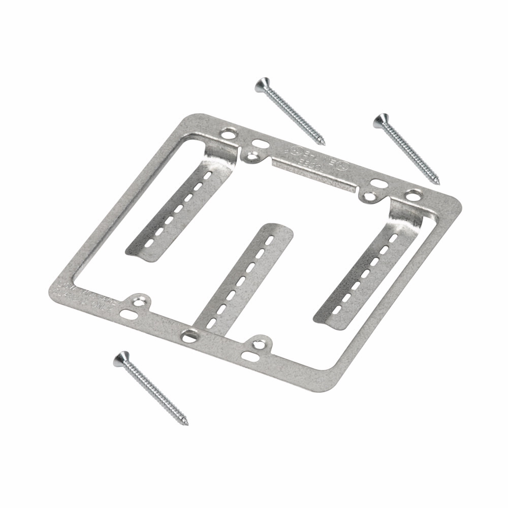 Cooper B-Line,BB20L,BRACKET, DOUBLE GANG